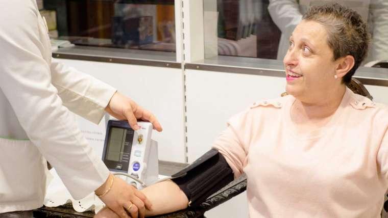 Control-tensión-arterial Farmacia Garcia-Cifo Albacete